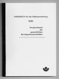 Handbuch für die Selbstverwaltung 2005.